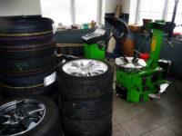 Jarní sleva na pneumatiky