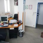 Autoservis kancelář