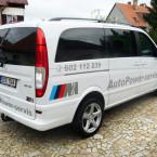 Mercedes Vito - autoservis-pneuservis Přídolí