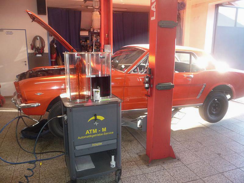Mustang-autoservis- Přídolí- Český Krumlov